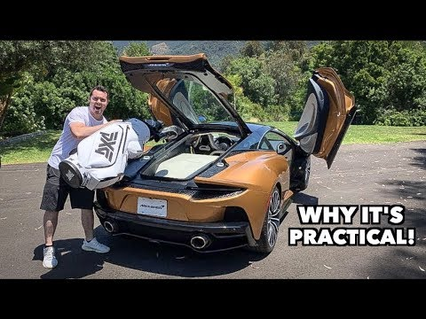 HERE'S WHY THE $200,000 MCLAREN GT IS AMAZING