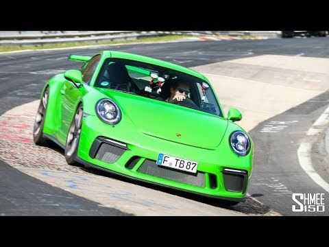 This is Why I Bought My Porsche GT3! | NURBURGRING