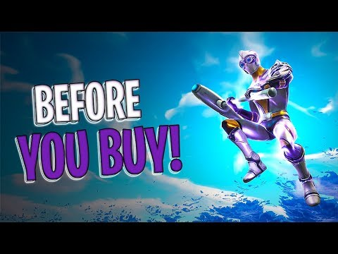 Venturion | Triumph Glider | Airfoil Harvesting Tool - Before You Buy - Fortnite