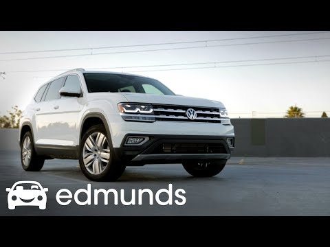 2018 Volkswagen Atlas Review | Edmunds