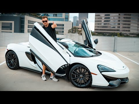 The Cheaper, Better McLaren? - 570s Review (4K)