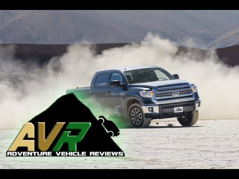 2017 Toyota Tundra TRD 4x4  Review