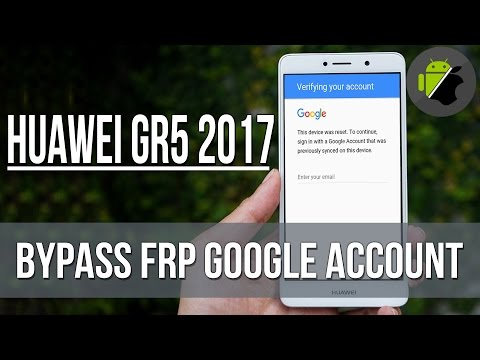 Remove Disable Bypass google account for All Huawei devices