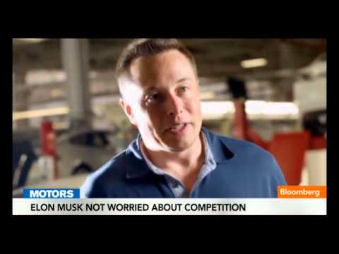 Elon Musk laughs at BYD, BMW & BOEING