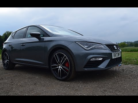 NEW 2017 SEAT Cupra Leon 300 Review - The (not so) Silent Assassin!