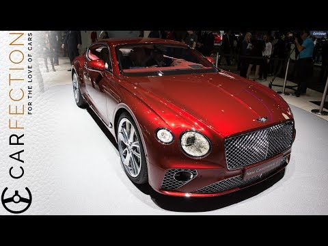 2018 Bentley Continental GT: All New In And Out - Carfection
