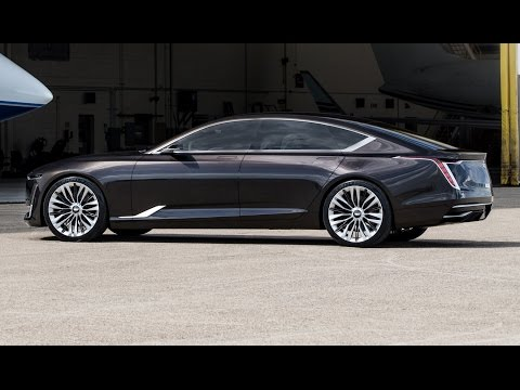 NEW Cadillac Escala Concept Review