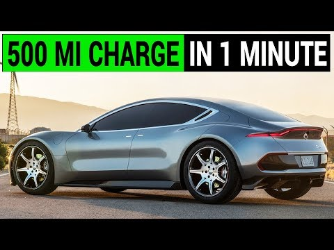 🔴 LIVE - Fisker claims 1 minute to charge a 500 mile EV battery