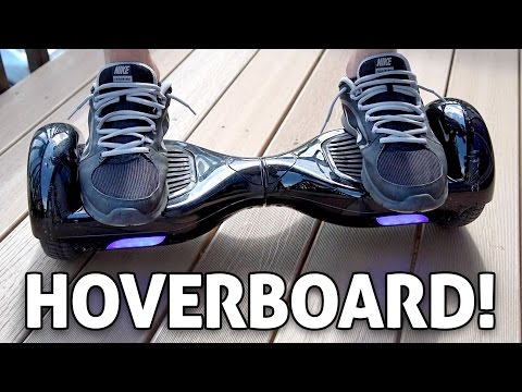 "Self Balancing, 2-Wheel, Smart Electric Scooter, ""Hoverboard"" REVIEW"