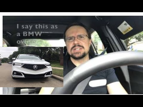 2018 ACURA TLX A-SPEC REVIEW, as good as German siblings?