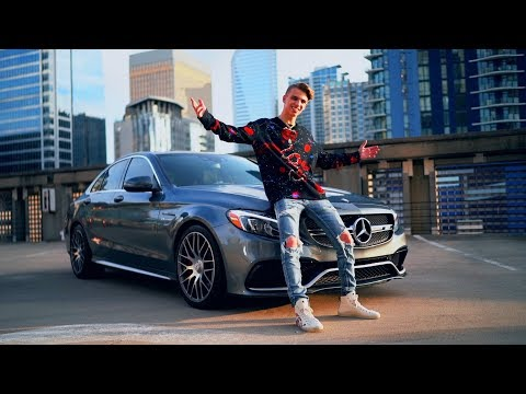 I Bought a Brand New Mercedes Benz AMG at 17 Years Old!