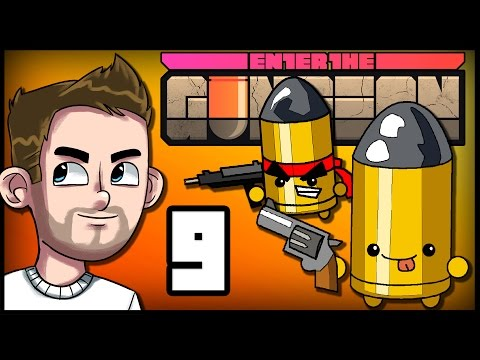 Let's Play Enter the Gungeon Supply Drop: Challenge Mode - Episode