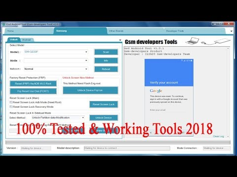 The Hell Tool crack , frp Fastboot edl Adb Samsung unlock all in one