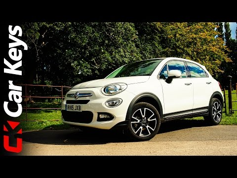 Fiat 500X 2015 review - Car Keys