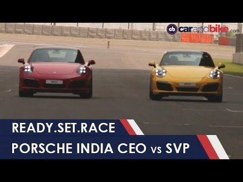 Clash Of The Carreras | SVP Vs Porsche India CEO