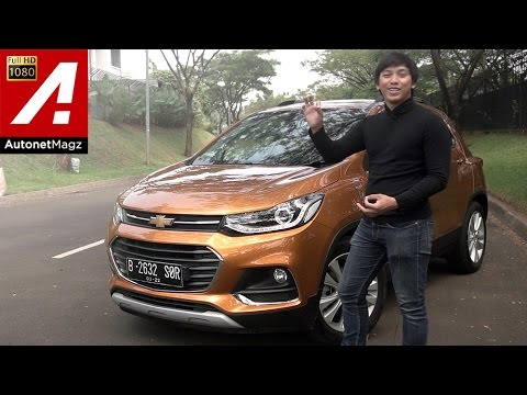 Review Chevrolet Trax facelift 2017
