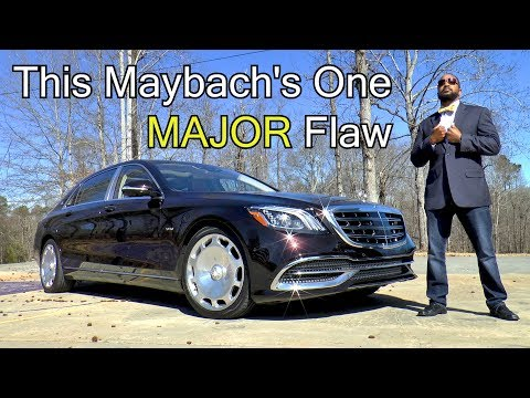 2018 Mercedes-Maybach S 650 Sedan Review - One MAJOR Flaw