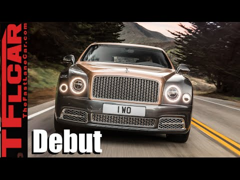 2017 Bentley Mulsanne: Everything You Ever Wanted to Know