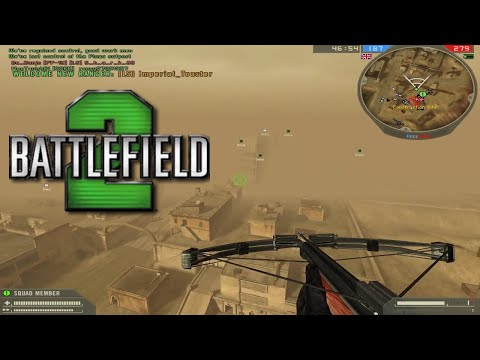 Let's Play Battlefield 2: Special Forces - Lost Soldiers Online 2019