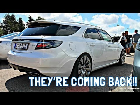 HUGE NEWS: SAAB IS COMING BACK!