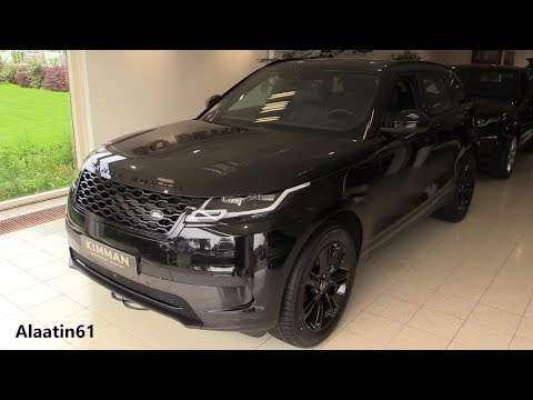 INSIDE the Land Rover Range Rover Velar 2017 | New In Depth Review Interior Exterior