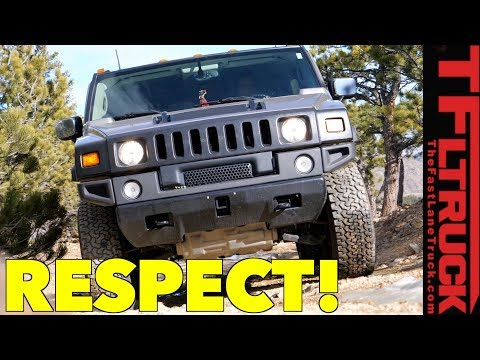 Why The Hummer H2 Deserves More Respect Than You Think! World