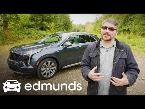 2019 Cadillac XT4 Steps It Up in Space, Tech | First Drive | Edmunds