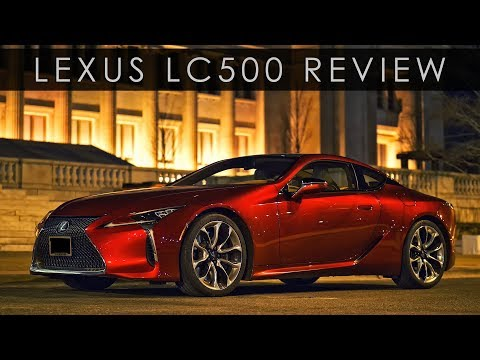 Review | 2018 Lexus LC500 | Finally Something Original