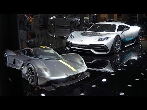 Mercedes-AMG Project One or Aston Martin Valkyrie?