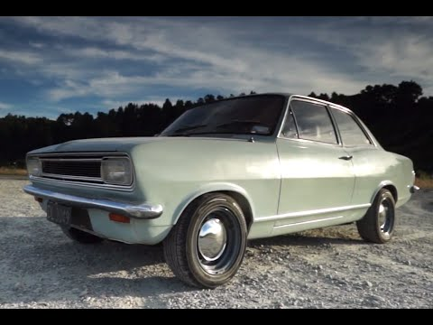 The Incredible Mazda-Swapped Vauxhall Viva -TST in NZ