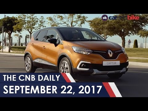 Renault Captur | Ducati Supersport Launch | Volvo XC40 Revealed | Honda BR-V New Feature