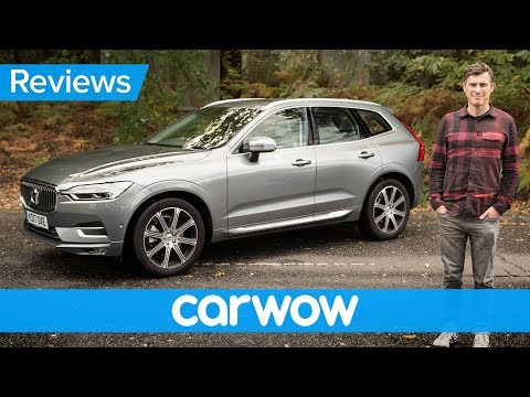 Volvo XC60 SUV 2018 in-depth review   Mat Watson Reviews