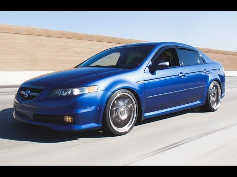 Modified 2007 Acura TL Type S - One Take