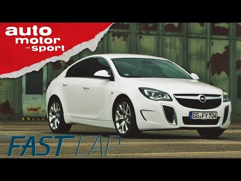 Opel Insignia OPC: Power-Limo ohne Nachfolger? - Fast Lap | auto motor und sport