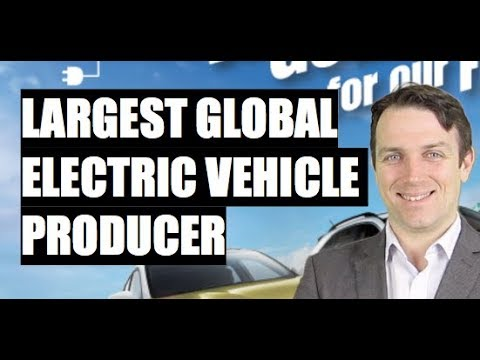BYD STOCK - LONG TERM ELECTRIC VEHICLE INVESTING