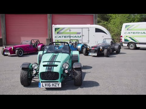 Welcome to Caterham Airways