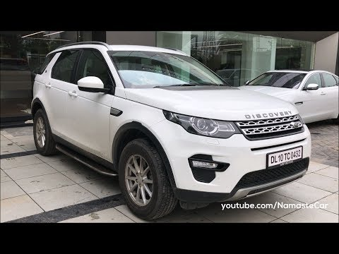 Land Rover Discovery Sport 2017 | Real-life review