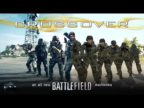 Battlefield Crossover (the first and only BF2 & BF3 Machinima)