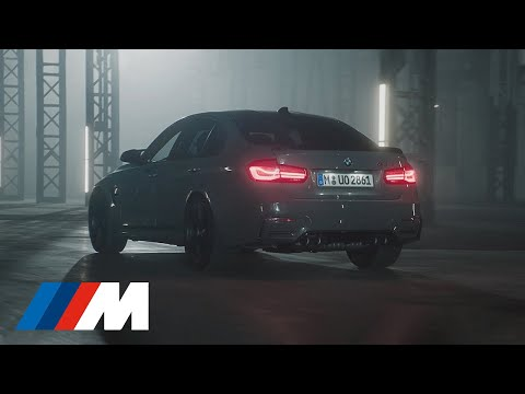 THE ALL-NEW BMW M3 CS. THE ICON. FURTHER ENHANCED.
