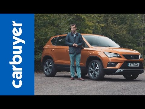 SEAT Ateca SUV review - Carbuyer