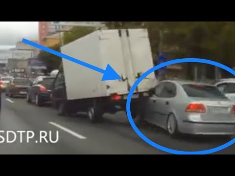 Worst Saab Crashes Caught on Camera!