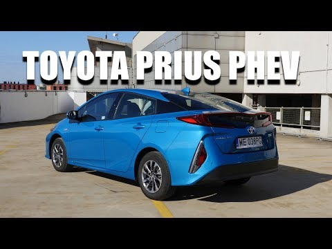 Toyota Prius PHV / PRIME (ENG) - Test Drive and Review