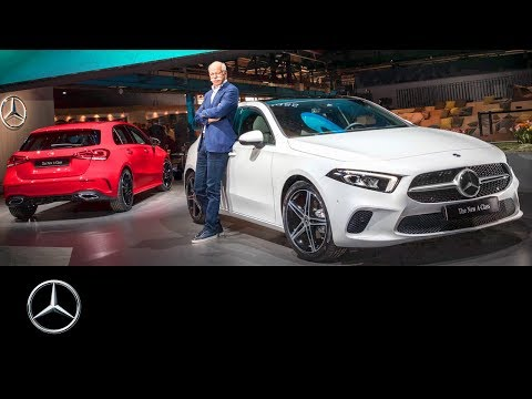 The new Mercedes-Benz A-Class 2018: World Premiere | Reveal