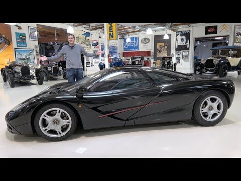 Here's Why the McLaren F1 Is the Greatest Car Ever Made