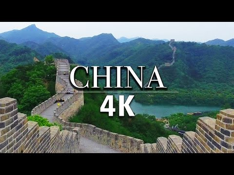 The Great Wall of China in 4k - DJI Phantom 4