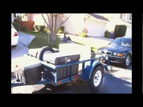 Auto Detail Trailer (Sold)