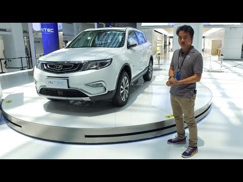 FIRST DRIVE: Geely Boyue – to be Proton's first SUV in 2018