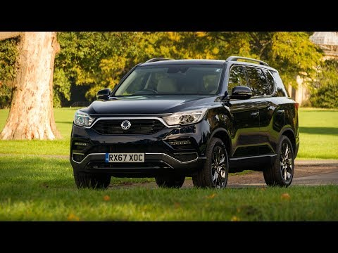 Off-Roading In The 2018 Ssangyong Rexton - New Motoring