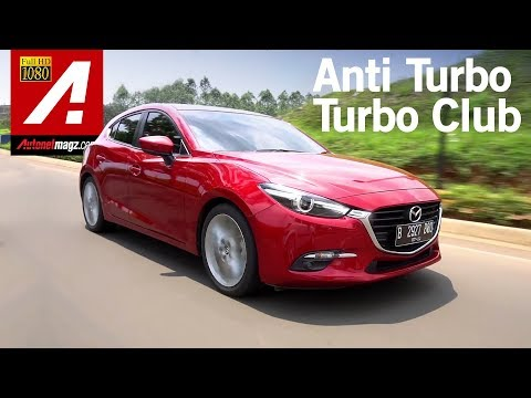 New Mazda 3 Review & Test Drive by AutonetMagz