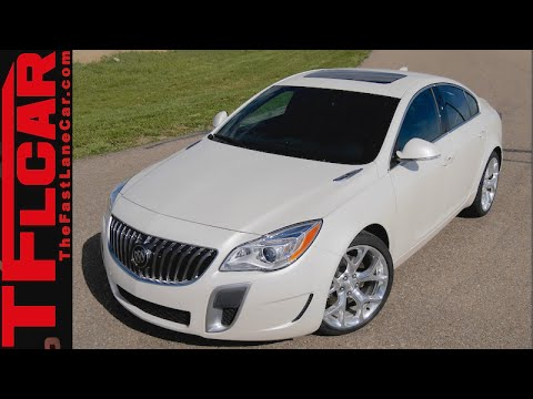2015 Buick Regal GS 0-60 MPH Performance Review: A Pontiac by any other name...